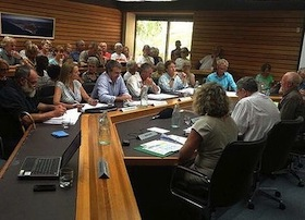 Noosa Council Meeting